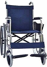 Rollstuhl angetrieben Manuelles Rollstuhllicht des