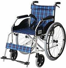 Rollstuhl, manuelles Rollstuhl-tragbares faltendes