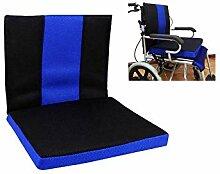 Rollstuhl-Sitzkissen, Anti-Dekubitus-Kissen,