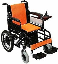 Rollstuhl, untauglicher älterer Elektrischer