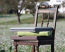 Rollstuhlkissen: Kalt + Viscoschaum 8 cm + Bezug