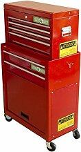 Rollwagen Rollcontainer Werkzeugkoffer