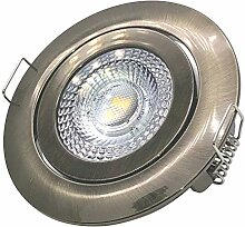 Rolux 9243-3 LED Einbaustrahler 5W dimmbar