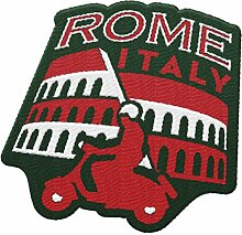 Rom Italien Reise-Patch mit dem römischen