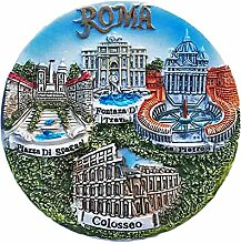 Roma Italien Kühlschrank Magnet 3D Travel