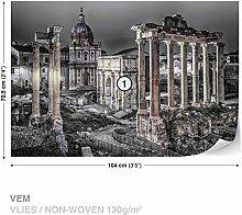Roman Forum Rome FOTOTAPETE FOTOTAPETEN WANDBILD