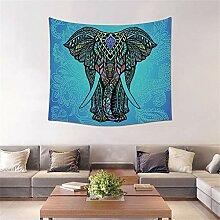 Romanticsmy Tapisserie Wandbehang Vorhang,