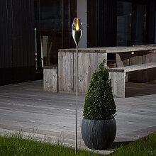 Romantische Außenleuchte inkl. LED Solar - Jari