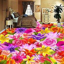 Romantische Blume Wohnzimmer Schlafzimmer 3D