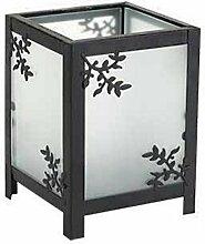 Romantische Eisen Glas Leuchter Dekoration orientalische klassische Ornamente , 2