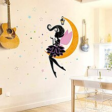 Romantische kreative Wandaufkleber Kunst Aufkleber