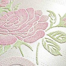 Romantische rosa Garten