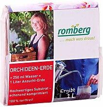 Romberg 10191202 Feinste POP UP Orchideenerde (1