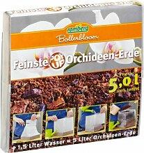 ROMBERG 76550K Orchideen-Erde 5 L Pop Up Packung
