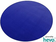 Romeo blau HEVO® Teppich | Kinderteppich |