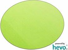 Romeo grün HEVO® Teppich | Kinderteppich |
