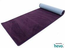 Romeo lila HEVO® Teppich | Kinderteppich | Spielteppich 080x400 cm