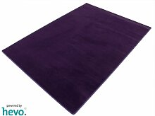 Romeo lila HEVO® Teppich | Kinderteppich | Spielteppich 200x200 cm