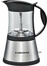 Rommelsbacher 365W Espressokocher Presso Cristallo