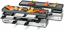 ROMMELSBACHER RC 1600 Raclette-Grill fun for 4+4