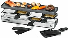 ROMMELSBACHER RC 800 Raclette-Grill fun for 4