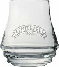 Ron Centenario Rum Glas