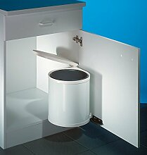 Rondo 1 - weiß Abfallsammler / Mülleimer