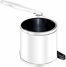 Rondo 1 - weiß Abfallsammler/Mülleimer