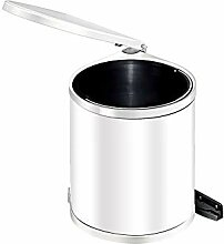 Rondo 3 - weiß Abfallsammler/Mülleimer
