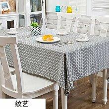 RONGER 1 Stücke Plaid Tischdecke Wasserdichte