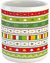 Rongpona Weihnachtsbecher, traditionelle Winter