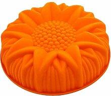 rongweiwang Zufällige Farbe DIY Sun Blume Form