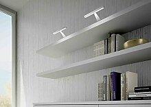 RONIN FURNITURE FITTINGS® Filo HD 36 LED Naturweiss 3,33W /24 Vdc, Länge 230mm Aufbauleuchte m. 1 Sockel DO.109.5105.NHD
