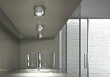 RONIN FURNITURE FITTINGS® Pixel SP LED 1,2W 350mA Naturlicht Edelstahlopt. mit Kabel 2000mm Aufbauleuchte DO.102.1417.N
