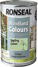 Ronseal wtsp25l Woodland Farben Pflanze Grün, 2,5Liter