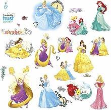 RoomMates Disney Freundschaft Prinzessinnen