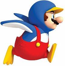 RoomMates Kinder GIANT Wand Aufkleber Nintendo Super Mario Bros Pinguin