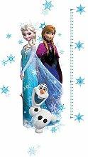 RoomMates RM - Disney Frozen Messlatte Wandtattoo,