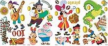 RoomMates RM - Disney Jake und die Piraten
