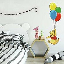 RoomMates RM - Disney Winnie Puuh & Ferkel