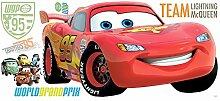 RoomMates RMK1582GM RM - Disney Cars 2 Lightning