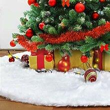 Rorchio 90cm Baumdecke Weihnachtsbaum Rock,