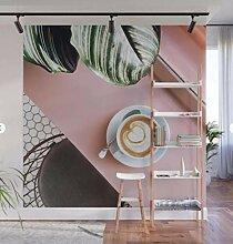 rosa latte Fototapete Home Hotel Wohnzimmer