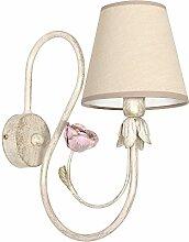 ROSA PATINA - ROSA Wandleuchte Wandlampe Lampe