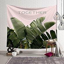Rosa Reihe Tropischer Tapisserien, Kinderzimmer,
