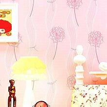 Rosa Tapete, Rosa fühlen, kleines Mädchen, Kinderzimmer, Prinzessin, Hochzeit Zimmer, romantische Tapeten