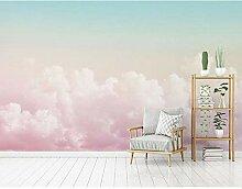 Rosa wolke tapete foto wandbild hause schlafzimmer