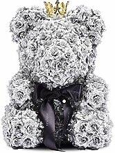 Rose Bär Puppe Plüsch Puppe Teddy Bär Goldene