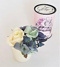Rose de Boheme 801296 Künstliche Duft-Rose,
