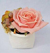 Rose de Boheme 801304 Künstliche DuftRose Natur,